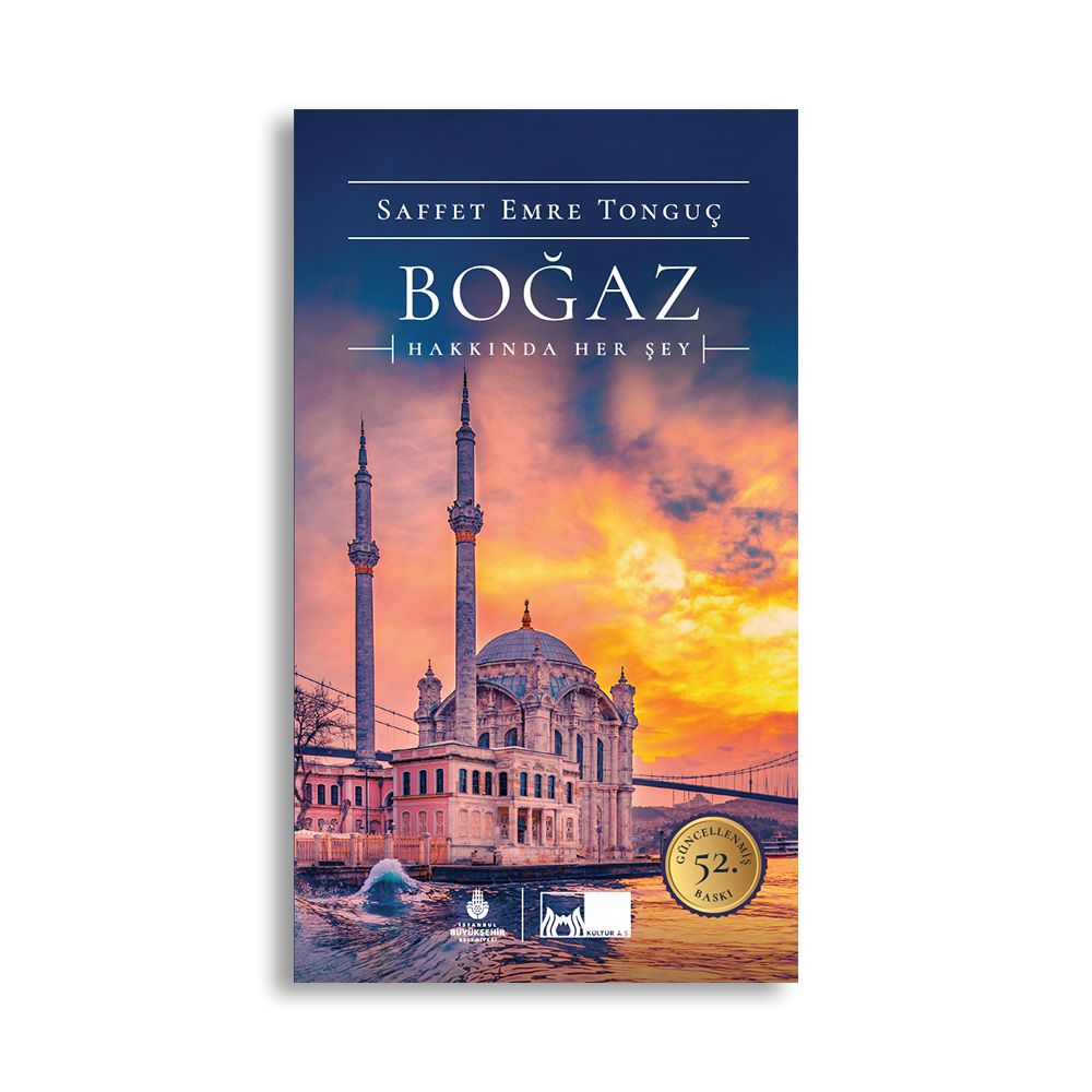Saffet Emre Tonguç - Boğaz Hakkında Her Şey Kitaplar