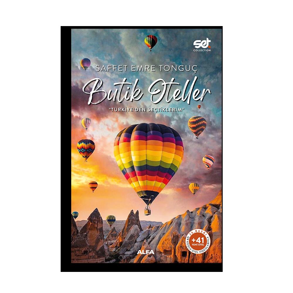 Saffet Emre Tonguç - Butik Oteller Kitaplar