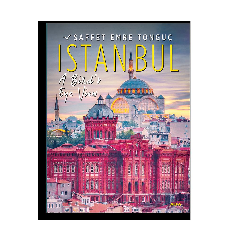 Saffet Emre Tonguç - İstanbul a Bird's Eye View Kitaplar