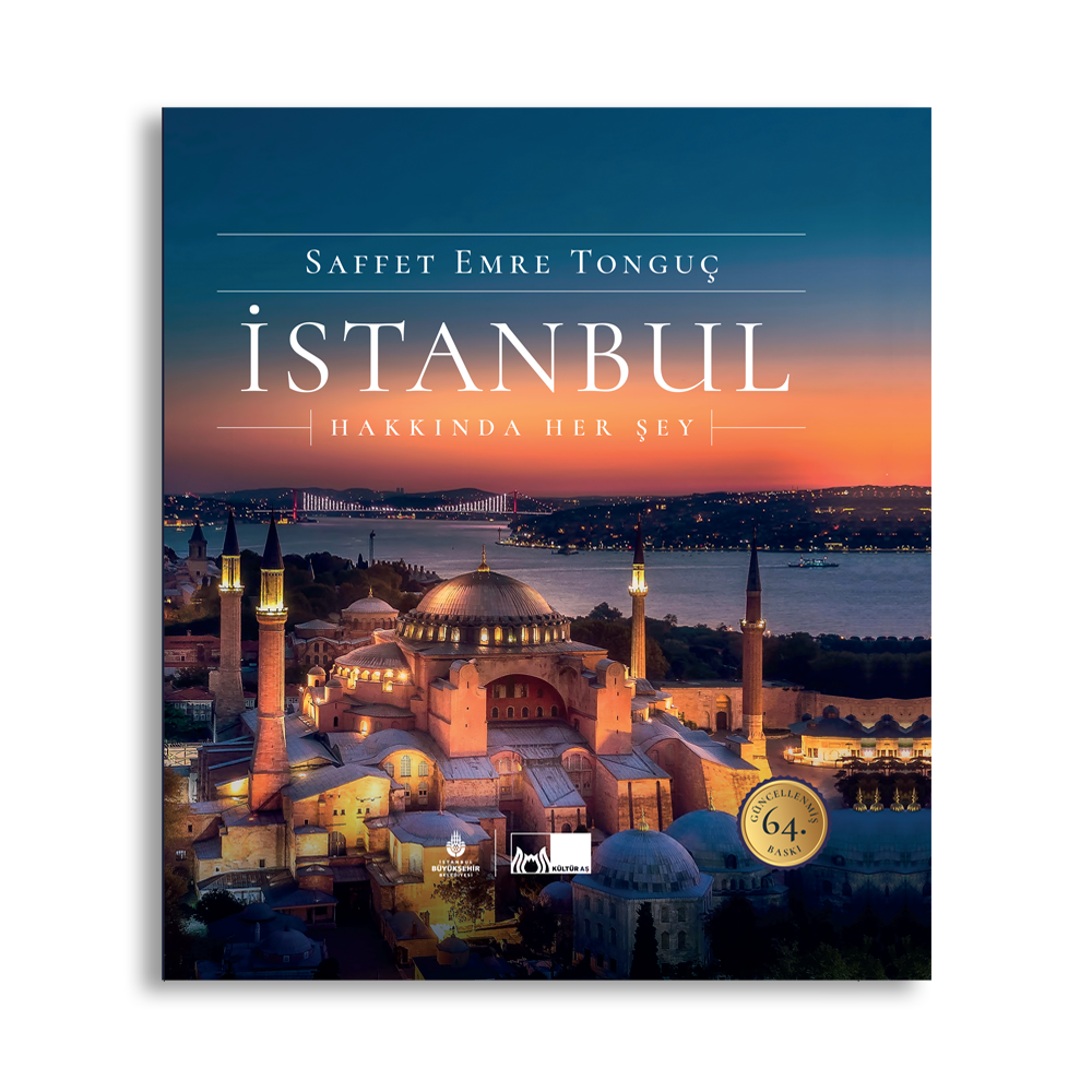 Saffet Emre Tonguç - İstanbul Hakkında Her şey Kitaplar