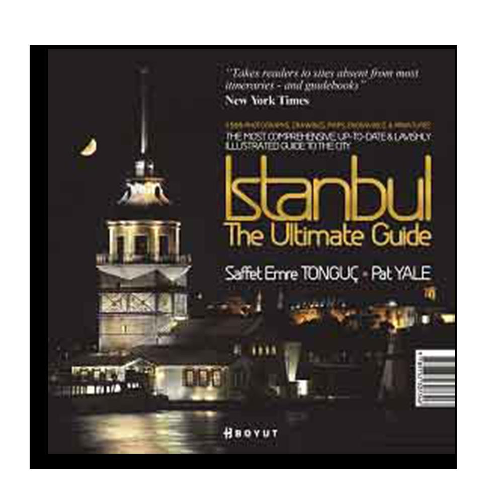 Saffet Emre Tonguç - İstanbul The Ultimate Guide Kitaplar