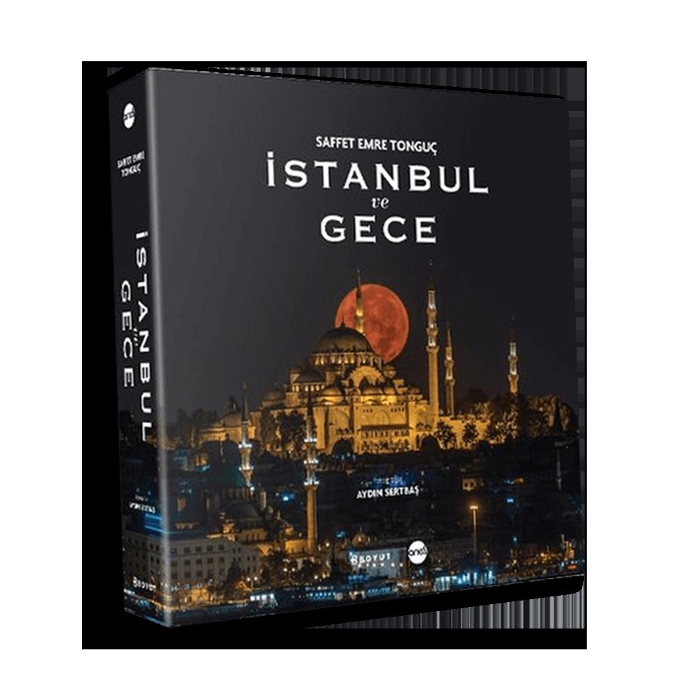 Saffet Emre Tonguç - İstanbul ve Gece Kitaplar