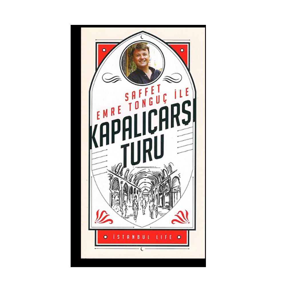 Saffet Emre Tonguç - Kapalıçarşı Turu Kitaplar