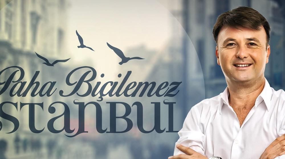 Saffet Emre Tonguç - Paha Biçilemez İstanbul